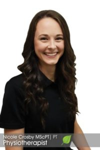 Nicole Crosby Physiotherapist