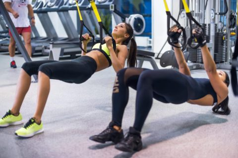 Total Resistance Exercise – TRX